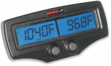 Koso Dual EGT Meter with Fast-Response EGT Sensors