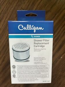 Culligan WHR-140 WTR Filter Cartridge Shower Replacement Filter, 10,000 gallons