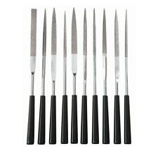 10 Piece Diamond Grit Needle File Set Central Forge