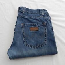 "Wrangler Parker Cargo Combat Jeans Waist 32"" Leg 32"" Button Fly (M1281)"