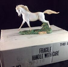Franklin Mint 1989 Camargue Great Horses of the World Porcelain Figurine