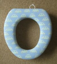 New Toddler Padded Toilet Training Seat Blue