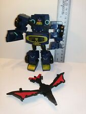 Transformers Animated SOUNDWAVE Deluxe Class Complete