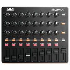 Controller Akai MIDImix 9 Faders 24 Potentiometers