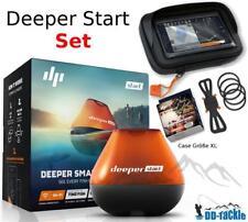 Top Deeper Start Sonar Wifi Echo Sounder + Smartphone Mount + Case XL Fishfinder