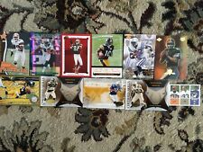 FOOTBALL SERIAL NUMBERED CARDS