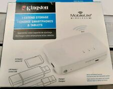 Kingston MobileLite G3 Wireless Backup Battery Power
