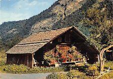 BT5680 L ete dans nos montagnes vieux chalet dleuri        France