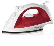Smartek Red Steam Iron portable for clothes , 1200 watts , Lightweight Handheld