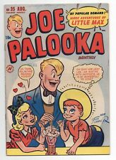 JOE PALOOKA  35  GOLDEN AGE  HARVEY COMICS  1949  LITTLE MAX
