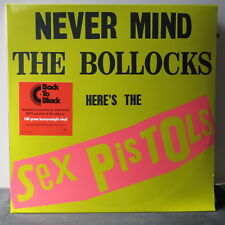 SEX PISTOLS 'Never Mind The Bollocks...' 180g Vinyl LP + Download NEW/SEALED