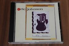 Eric Johnson – Ah Via Musicom (1990) (CD) (Capitol Records – CDP 7 90517 2)
