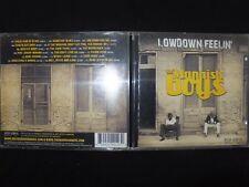 CD THE MANNISH BOYS / LOWDOWN FEELIN' /