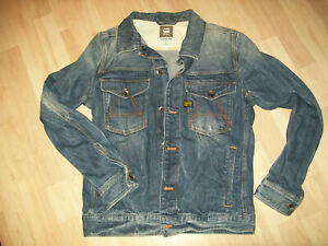 gay`le G-STAR RAW Herren A Crotch Slim 3D JKT-  Gr.M - TOP !!