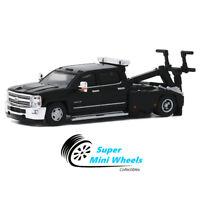 Greenlight Dually Drivers 4 - 2018 Chevrolet Silverado 3500 Wrecker