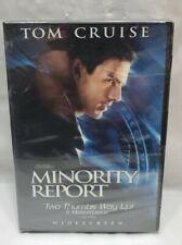 New! Minority Report (Dvd, 2003) Widescreen, Tom Cruise,New.