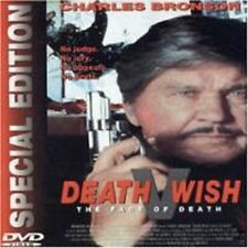 Death Wish 5: The Face of Death (DVD, 2001)