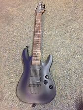 Schecter Diamond Series Damien-7 7 String Electric Guitar Diamond Series Satin