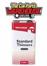 TETROSYL 5L STANDARD CELLULOSE PAINT THINNERS CLEANER DEGREASER SOLVENT 5lt 5ltr