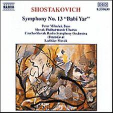 Shostakovich: Symphony No. 13- Babi Yar, New Music