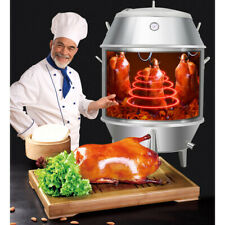 Charcoal Oven Grill Roast Duck Chicken Turkey Cooking Tool Restaurant Barbecue