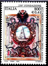 ITALIA 2000 2462 ACADEMIA ROVERETANA  1v.