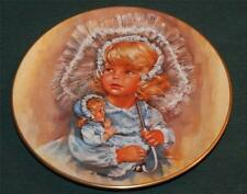 Sugar & Spice Collection-- Leo Jansen-- Jeanette and Julie Collector Plate
