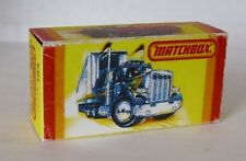 Repro box MATCHBOX Nº 11 COBRA MUSTANG usa