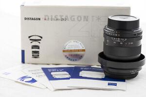 Zeiss Distagon T* 2/28 mm ZF.2