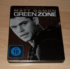 Blu-Ray Disc Film - Green Zone - Matt Damon - Steelbook Metalcase ( Greenzone )