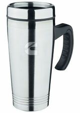 Cummins stainless steel travel mug; cup; coffee; Truck