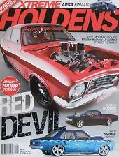 Xtreme Holdens Magazine No 53 800HP Blown EFI WB - GTS Monaro Coupe