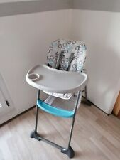 Hauck Sit?n Fold, mit verstellbarer Rückenlehne und Abnehmbarem Tablett