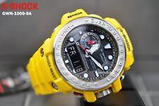 GWN-1000-9A Casio G-SHOCK GULFMASTER yellow men's sports solar  Watch