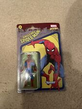 KENNER MARVEL LEGENDS RETRO 3.75 THE AMAZING SPIDER-MAN NEW 2021!!