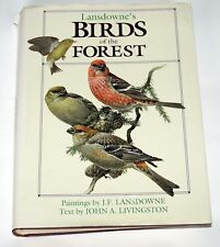 Lansdowne's Birds of the Forest, text by Livingston. Massive omnibus ill'd book