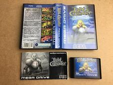 Light Crusader - SEGA Mega Drive (TESTED/WORKING) UK PAL