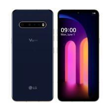 LG V60 ThinQ 5G LMV600TM 128GB Blue (T-mobile AT&T Sprint) A Unlocked Mint 10/10