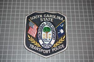 South Carolina State Transport Police Patch (S01-2)
