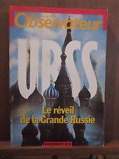 Le nouvel Observateur, Le réveil de la Grande Russie, N°11