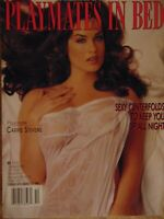Playboy's Playmates in bed | March 1999 | Carrie Stevens Kelly Monaco   #8015