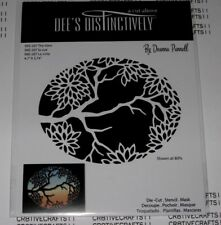 "DEE'S DISTINCTIVELY DIES - ""THE VIEW"" IME267 SEE THROUGH FOR CARDS & SCRAPBOOK"
