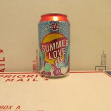 Victory Brewing Summer Love Ale empty 12oz beer aluminum can