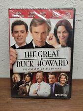 The Great Buck Howard (DVD, 2009) Emily Blunt, Tom Hanks - NEW & SEALED***