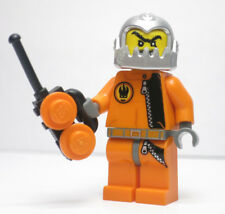 Break Jaw 8632 8633 8636 Agents LEGO Minifigure Figure fig