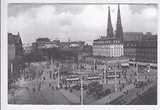 AK Dresden Postplatz 20-er Jahre altes Bild Karte gel Marke Deutschland Weimar