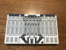 Cat's Meow Village White House - Signed Faline '91