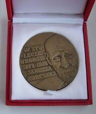 JEWS JEWISH KORCZAK HOLOCAST TREBLINKA CONCENTRATION CAMP POLISH POLAND medal