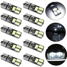 T10 5630 6SMD W5W Car LED Width Light CANBUS License Plate Lamp High Quality