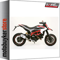 GIANNELLI KIT SILENCIEUX IPERSPORT DUCATI HYPERSTRADA 2013 13 2014 14 2015 15